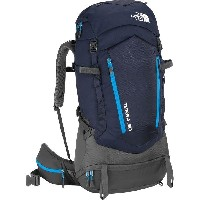 (取寄)ノースフェイス テラ 50 バックパック The North Face Men's Terra 50 Backpack Urban Navy/Hyper Blue