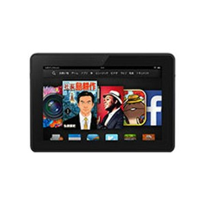 【中古】【安心保証】 KindleFireHDX_3[16GB] ブラック