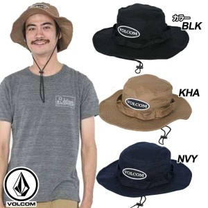 volcom Japan Limited ボルコム アドベンチャーハット メンズ 【Old Patch Adventure Hat 】VOLCOM バケットハット 帽子 メール便不可...