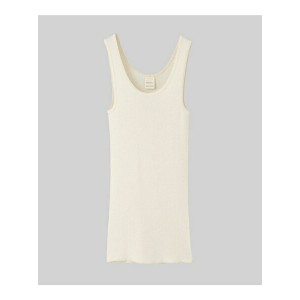 かぐれ MILFOIL Circle RIB TANK-TOP カグレ