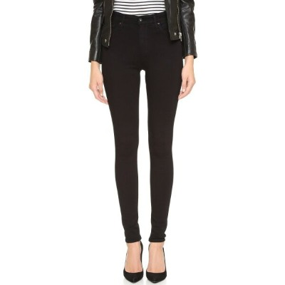 エージー AG レディース ボトムス ジーンズ【Superior Stretch Farrah High Rise Jeans】Super Black
