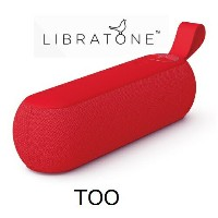 LIBRATONE リブラトーン Bluetooth ワイヤレス スピーカー TOO Victory Red(レッド)【国内正規品】