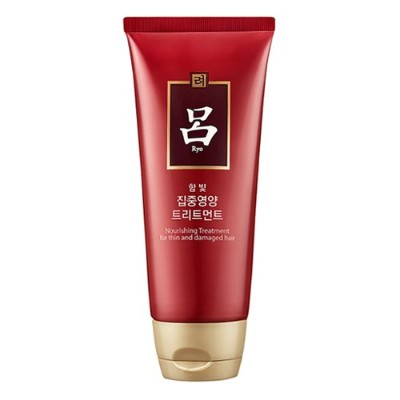 Ryo Hanbit Nourishing Treatment (for Thin and Damaged Hair) 180ml/呂(リョ) 含光 集中 栄養 トリートメント (細い毛・傷んだ髪用...