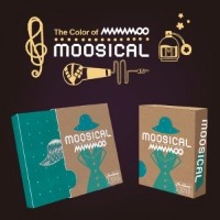 在庫品 MAMAMOO 2016 MOOSICAL CONCERT - PHOTO BOOK + LIVE CD 全国送料無 201702 201703