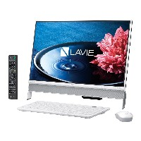 新品 NEC LAVIE Desk All-in-one DA370/EAW PC-DA370EAW.