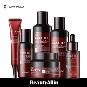 Tonymoly - The Black Tea London Classic Toner / Lotion / Serum / Cream / Eye Cream / Oil