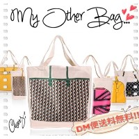 【DM便送料無料!!】My Other Bag マイアザーバック トート エコバック キャンバスバッグ