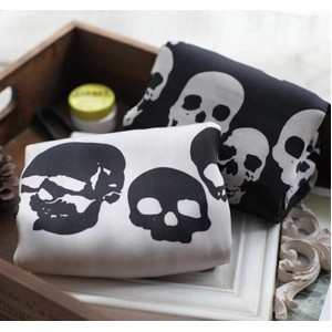 Singapore Skeleton head ghost Mens scarf scarf punk offbeat trade_sexy lady