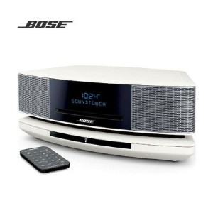 BOSE オーディオコンポ Wave SoundTouch music system IV アークティックホワイト Wave-IV-W 【送料無料】【KK9N0D18P】