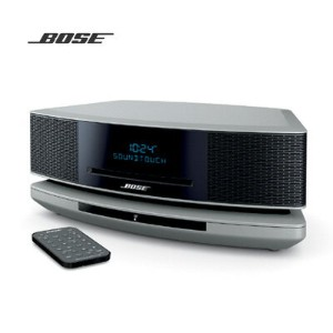 BOSE オーディオコンポ Wave SoundTouch music system IV プラチナムシルバー Wave-IV-S 【送料無料】【KK9N0D18P】