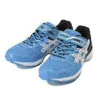 キッズ 【ASICS】 アシックス 19-23LAZERBEAM RB-MG TKB208 4101 17SP 4101 S.BLUE/WHT