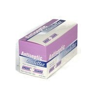 Antiseptic Wipes - 25/Box by GreenGuard