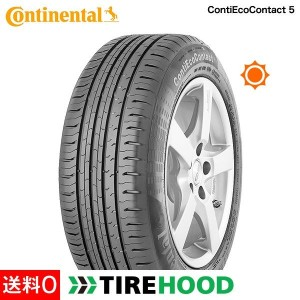 225/55R16 99Y コンチネンタル ContiEcoContact(コンチエココンタクト) ContiEcoContact 5 タイヤ単品1本