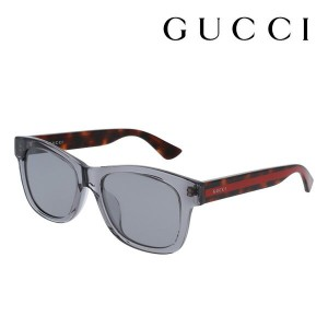 【GUCCI】 グッチ サングラス 正規販売店 アレッサンドロ・ミケーレデザイン GG0044SA 004 POP WEB WEB FRAME Made In Italy ウェリントン