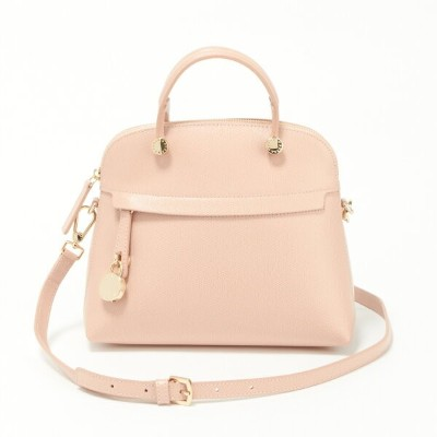 フルラ バッグ 2WAYバッグ FURLA BHV0 851264 ARE-6M0 MOONSTONE 【PIPER S DOME】 【bgl】