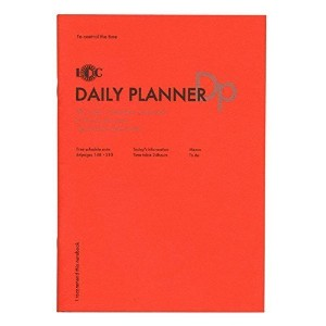 A5 ファンクションノート DAILY PLANNER (デイリープランナー) NOTE-A5F-0