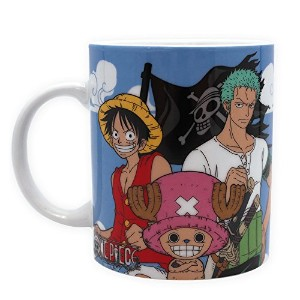 ONE PIECEマグカップワンピースのグループ  ONE PIECE Mug One Piece Groupe