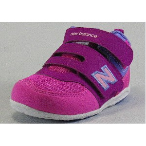 【new balance】FS574H FI フュージョンピンク【ベビー靴】【子供靴】【ハイカット】【ファーストシューズ】【WIDE-FIT】
