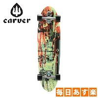 Carver Skateboards カーバースケートボード C7 Complete 36'' Venice Pintail ベニス・ピンテール [4999円以上送料無料]