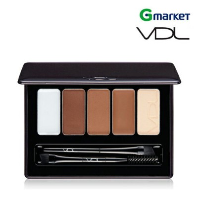 【VDL】【ブイディーエル】ブイディーエル エキスパート アイブロウ ブック NO.1/VDL Expert Expert Eyebrow Book NO.1/8g/メイクアップ/アイブロウパレット...