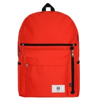 【ABROAD正規品】エービーロード Magazine Backpack (red)