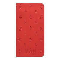 【iPhone6s/6 ケース】A MAN of ULTRA ウォレットケース Red for iPhone6s/6