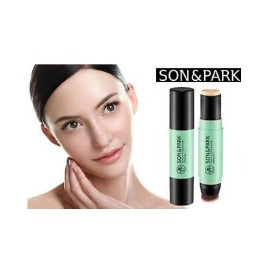 Son and Park(Son&Park) Skin Fit Foundation SPF45 PA++ 12g/100% Authentic direct from Korea (#21...