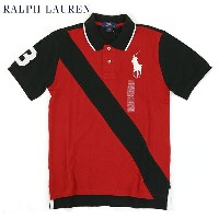 "Ralph Lauren Boy's ""BIG PONY"" Mesh POLO Shirts USボーイズ ラルフローレン ポロシャツ"