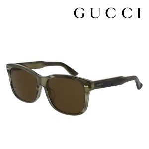 【GUCCI】 グッチ サングラス 正規販売店 アレッサンドロ・ミケーレデザイン GG0050SA 003 DECORNESS Made In Italy DEAL スクエア