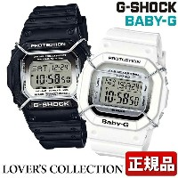 【BOX訳あり】【送料無料】CASIO カシオ G-SHOCK Gショック Baby-G ベビーG LOV-16B-1JR G Paresents Lovers Collection Gプレゼンツ...