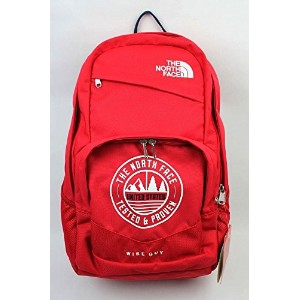 """THE NORTH FACE (ザ・ノースフェイス) / """"USA WISE GUY"""" BACKPACK (バックパック) / red"""
