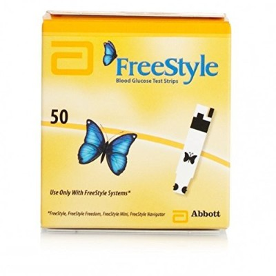 Freestyle Test Strips by Abbott