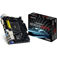BIOSTAR バイオスター マザーボード RACING B350GTN [AMD AM4 Ryzen B350]