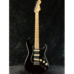Fender Mexico FSR Standard Stratocaster MN Black with Black Pickguard 新品[フェンダーメキシコ][スタンダード][ストラトキャスター][ブラック,黒][Electric Guitar,エレキギター]