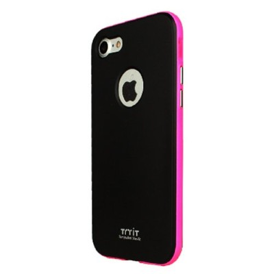 Slim Fit Case・Neon Series(Black×Hot Pink) 0