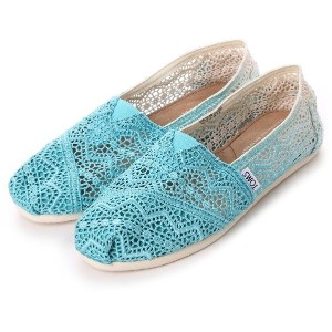 【SALE 10%OFF】トムス TOMS CHAPTER TOMS WOMENS-SEASONAL CLASSICS (Baltic Dip-Dyed) レディース