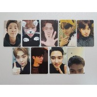 [KPOP]SM TOWN COEX ARTIUM 公式 GOODS - EXO Debut 5th Limited Edtion Snackbag Photo card Full Set (限定版)