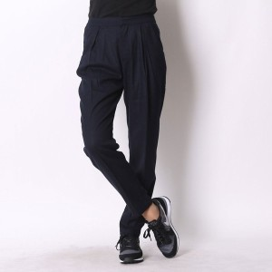 【SALE 50%OFF】アトモス atmos LAB TAPERED TROUSERS (NAVY)