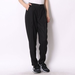 【SALE 50%OFF】アトモス atmos LAB TAPERED TROUSERS (BLACK)