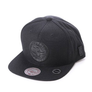 【SALE 40%OFF】ミッチェル アンド ネス MITCHEL & NESS atmos BASE SNAPBACK (BLACK)