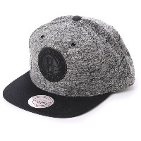 【SALE 40%OFF】ミッチェル アンド ネス MITCHEL & NESS atmos GROUNDED SNAPBACK (GRAYTYPE1)