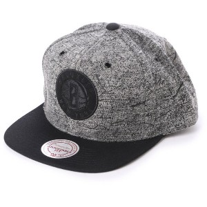 【SALE 46%OFF】ミッチェル アンド ネス MITCHEL & NESS atmos GROUNDED SNAPBACK (GRAYTYPE1)