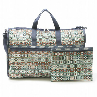 【40%OFF】 LeSportsac EXTRA LARGE WEEKENDER 7286 D936 MOSAIQUE エクストララージ ウィークエンダー レディース ボストン バッグ 旅行用...