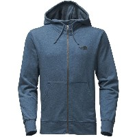 ノースフェイス メンズ パーカー&スウェット アウター The North Face Backyard Full-Zip Hoodie - Men's Shady Blue Heather