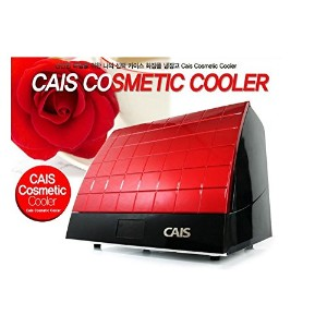 CAIS KC-120S 化粧品冷蔵庫9リットルメイクミニ冷蔵庫、220V CAIS KC-120S Cosmetic Fridge 9liter Makeup Mini Refrigerator...