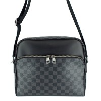 LOUIS VUITTON ルイヴィトン バッグ N41408 ダミエ・グラフィット デイトンPM