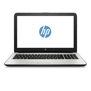 HP 15.6型ノートPC [Win10 Home・Celeron・HDD 500GB・メモリ 4GB] HP 15-ay001TU ホワイト W6S84PA-AALH (2017年3月モデル)