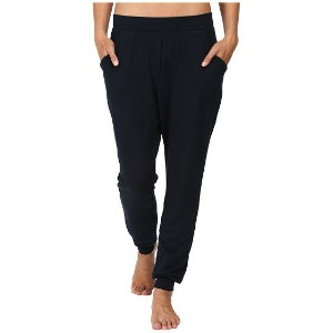 Midnight by Carole Hochman Lounge French Terry Pants