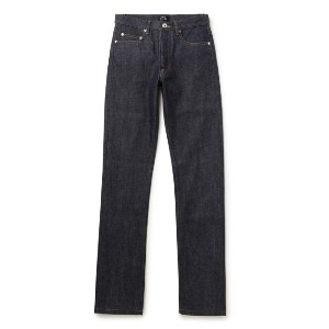 【A.P.C.(アーペーセー)】 DENIM NOIR NEW STANDARD
