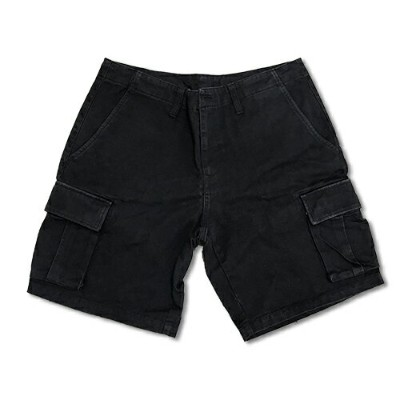 RHC Ron Herman (ロンハーマン): SURT×MARBLES for RHC Cargo Shorts (Black)